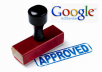 get your google adsense approved