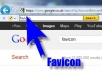 For a site to look more professional why not add a favicon? A favicon is a small 16 x 16px graphic that sits in the address bar of a website url and adds that extra shine to a website. I will create a favicon from your logo and help you add to it your website. Any favicons made for gigbucks customers will be displayed here on a wall of fame!