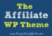 give you Wp Affiliate Theme package