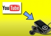 convert 10 YouTube videos you want to any audio format you like - including mp3 -