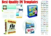 give you 5 packages best templates/theme