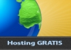 give you a coupon of free 1Gb webhosting