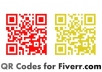 produce up to 5 QR Codes in any colour you like to any web address/twitter/facebook page/telephone number