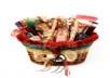 create a unique gift basket idea for a friend or family member. With information about this individual, I can create a unique and cost-friendly gift basket idea that will surely impress.