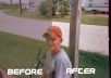 I can fix old, damaged photos (from heat damage, large flaws, etc) as many as you want for 5 dollars. I can also add text or other provided images to the photo if needed.