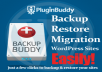 Give You BackUpBuddy 3.0.38 Latest Version WITH Future Updates