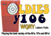 WQRY Oldies Y106 is an Internet Radio Station streaming 24 hours a day from Lisbon Falls Maine. Our website will display your 280x196 ad (randomly placed with others in rotation) on our website for 7 days. Our station is heard worldwide online and is listed with many prominent online radio directories.The ad placement includes a placement on our home page and rotation on all of our other internal pages.