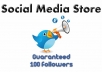 add minimum 100 new followers to your account so you can dominate Twitter only for $