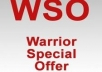 give my latest 500 WSO Warrior Forum Special Offer collection from 2010 to 2012