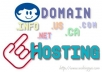 tell you 18$ hosting + domain service for first 100 applicant