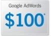 give you 4x $100 adwords vouchers