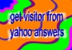 provide 7 yahoo answers related to your link using my level 2 or upper level yahoo answer account and guarantee 2 best answer