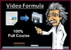 Everybody loves videos and because they are getting more and more popular nowadays, it's time to take your articles to the next level: I'll give you a full video-course on how to convert your articles into videos (very easily) so you can start getting tons of extra traffic. Now you have the possibility of creating unlimited videos for your promotion in any niche AND as a bonus you can get ANY of my other gigs 100% FREE. Just tell me which one.
