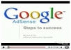 teach you how to start making money with google adsence