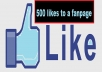 add 200 REAL facebook fanpage likes, 100% guaranteed, NO PASSWORD NEEDED! 5 DAYS JOB