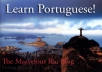 Provide Beginners (Brazilian) Portuguese Language Lessons