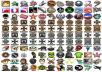 give you 20 emblems and titles on MW3 (Modern Warefare 3) (Xbox Only)