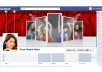 design a killer facebook TIMELINE cover for business or personal use in 48 hours