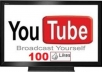 give you 100+ Guaranteed YouTube Likes to your video