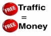 show you how to Drive Free Targeted Traffic To Your Website Without Paying A Penny