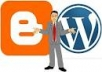 do any modification of your blogger blog or wordpress blog