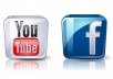 create a You Tube tab for your Facebook page