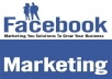 create massive FACEBOOK group with 3000 members