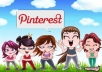 Give you an Ultimate report on how to make regular and nice earnings from PINTEREST, Guaranteed