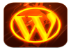 install wordpress and setup it with needed plugins and themes