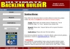Ultimate Backlink Builder