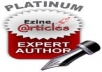 Write 2 Unique Well Researched Ezine Standard Articles On Any Keywords