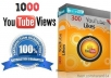 get you 1000 Views, 300+ Real GUARANTEED YouTube Likes and 150 Subscribers with out Admin access