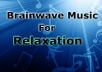 "give you a music which uses ""Brainwave Entrainment"" technology and which will Revitalize & Refresh both your body & mind everytime you listen to it"
