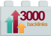 Submit your website to 3,000+ directories/websites CONSTANTLY crawled by Google, Yahoo, Bing, etc.