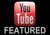 add your youtube account to my featured channels list on an account with 3800 real subscribers and 940000+ channel views