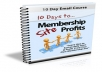 SHOW YOU HOW TO START YOUR OWN MEMBERSHIP SITE