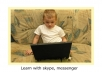 teach you Romanian via skype,messenger