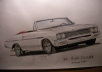 make a drawing of your car