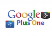 give you real human 25 usa GOOGLE plus ones/g+ for your website, fanpage or any url