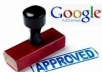 Approve Your Google Adsense Account Just