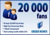 Share with you a proven method to generate 16000+ of fb likes, all of which are GENUINE within 24 hours
