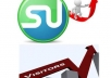 give 300 STUMBLE likes for your 10 links on StumbleUpon