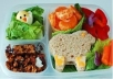 send you healthy school lunch ideas