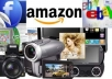 Build a KILLER professional amazon and/or ebay store on your facebook fan page within 24 hours