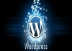 install a Wordpress Blog on your domain