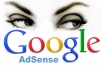 Approved Adsense Account