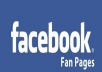 give you 600 real facebook fans to your page or group