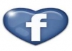 send 200 worldwide facebook fans, 200 facebook likes, no admin access require
