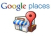 optimize your GOOGLE+ Local Page by creating 15 maps linking to your G+ Local listing, with report, to help with your G+ Local seo