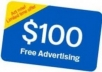 Give 3 x 100 Dollar USD Adwords Voucher us and cad bill address